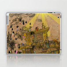 Chastity arch Laptop & iPad Skin
