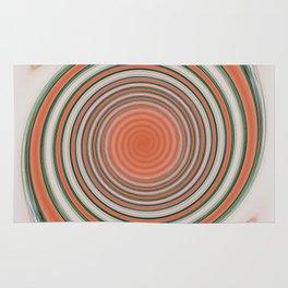 Spiral Abstract Rug