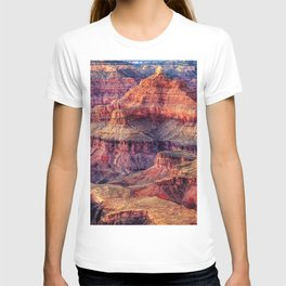 View of the Grand Canyon T-shirt