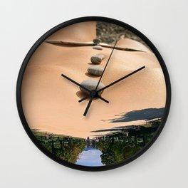 Fiz De Propósito Wall Clock