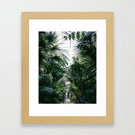IN THE JUNGLE #2 Framed Art Print