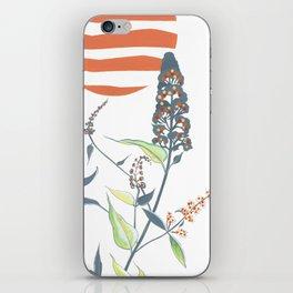 Buddleia iPhone Skin