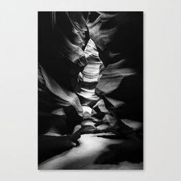 Inner Sanctum - Antelope Canyon - Arizona Canvas Print