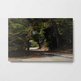 Country Road, California Metal Print