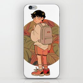 mob iPhone Skin