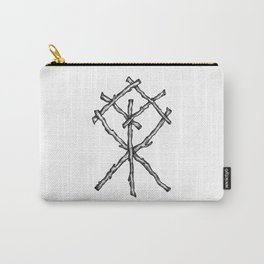 Rune Binding Carry-All Pouch