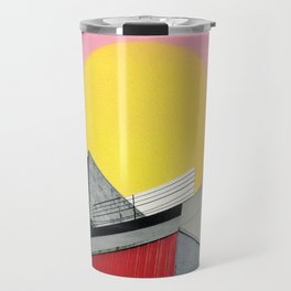 Neon Roof Top Travel Mug