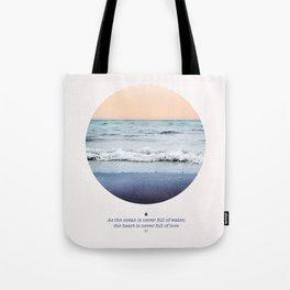 LAVA LOVE Tote Bag