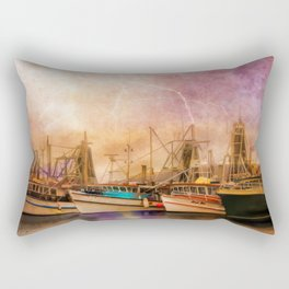 Any Port In A Storm Rectangular Pillow