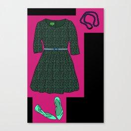Sweet Date Night Canvas Print