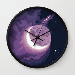 Lunar Eclipse Wall Clock