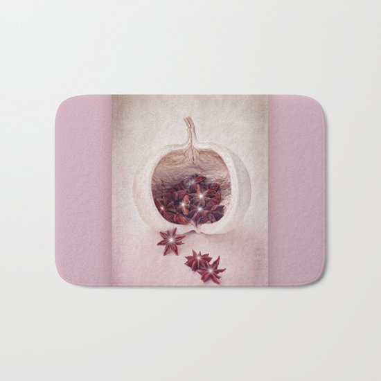 WINTER LIGHTS Bath Mat