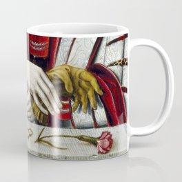 Portrait of a Nobleman Coffee Mug