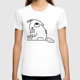 Curious Beaver T-shirt