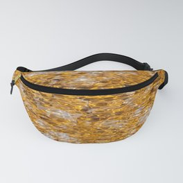 Canary Spring Orange Fanny Pack
