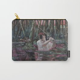 The Man Who Wasnt There Carry-All Pouch