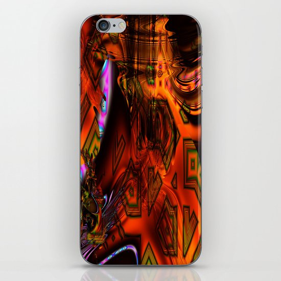 Sensational Quilt iPhone & iPod Skin