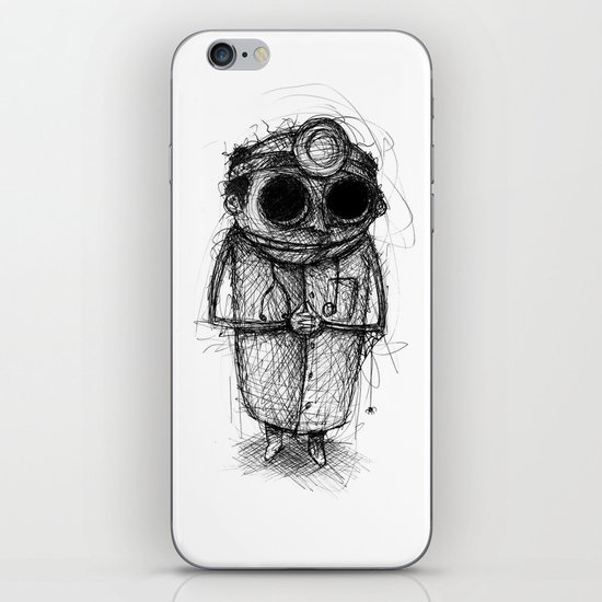 Dr. Death iPhone & iPod Skin