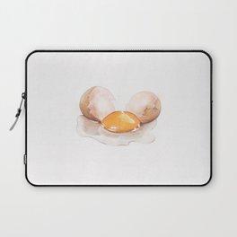 Color pencil Egg Laptop Sleeve