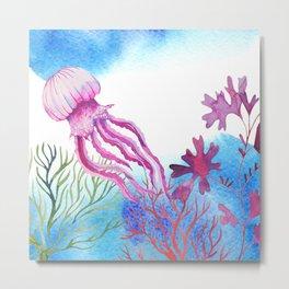 Coral Reef #8 Metal Print