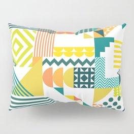 scandinavian art Pillow Sham