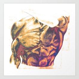 Kata Art Print
