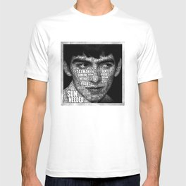 The Fab Four Songs - George T-shirt