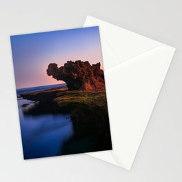 Dragon Rock Stationery Cards