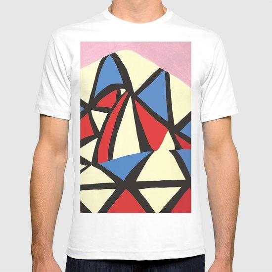 Pastel Geo T-shirt