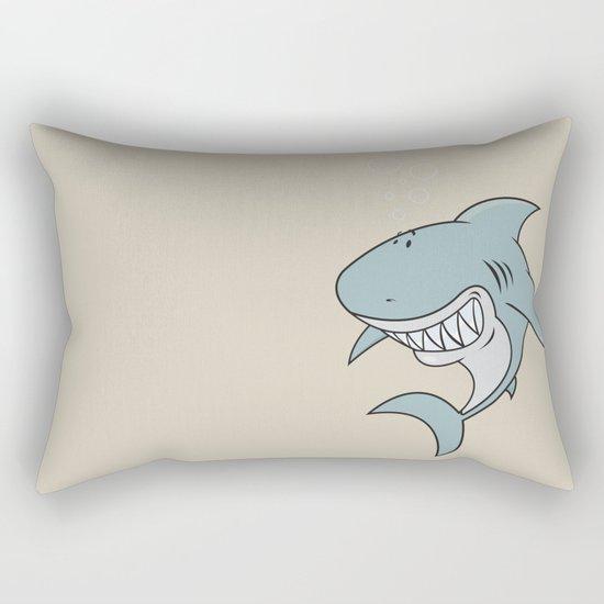 Alejandro The Great White Rectangular Pillow