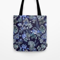 Earth & Sky Indigo Magic Tote Bag