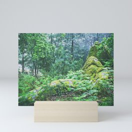 The Nature's green Mini Art Print
