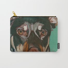 Red Dog - An Australian Kelpie Carry-All Pouch