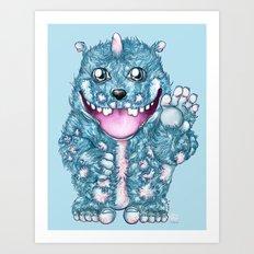 ieggy Art Print