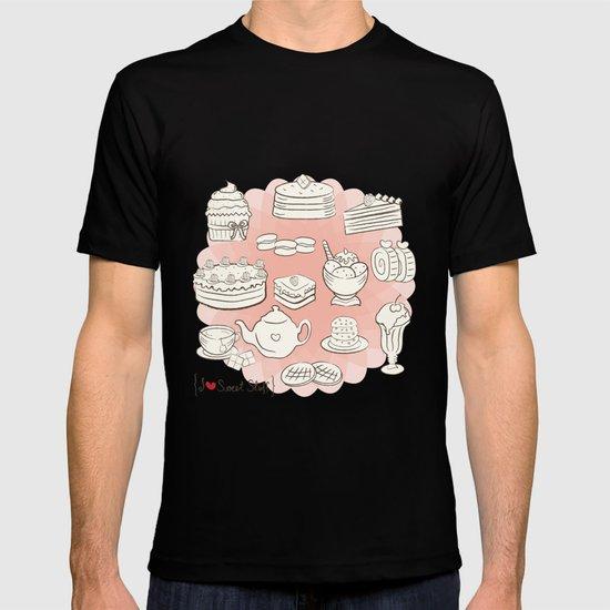 I {❤} SWEET STUFF T-shirt
