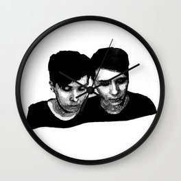AmazingPhil &Danisnotonfire Wall Clock