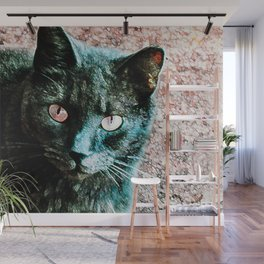 Feline Wall Mural