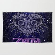 Zelda majora's mask  Rug