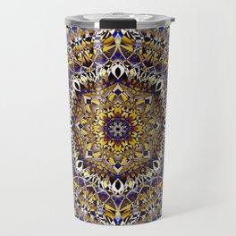 Boleyn mandala Travel Mug