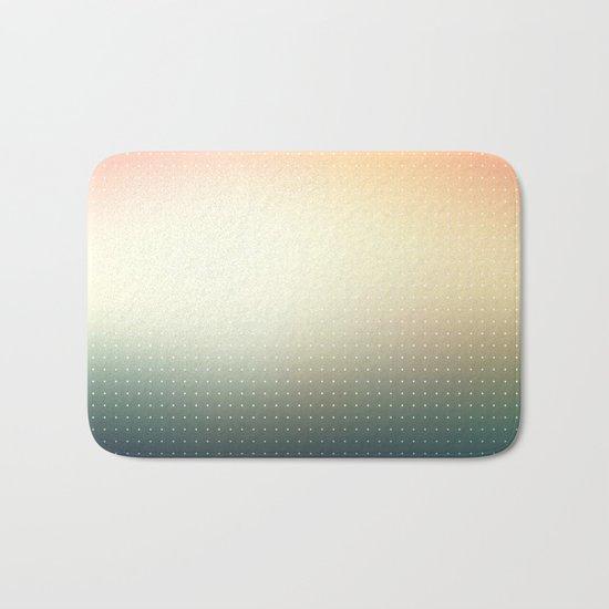 Abstract Colors Bath Mat