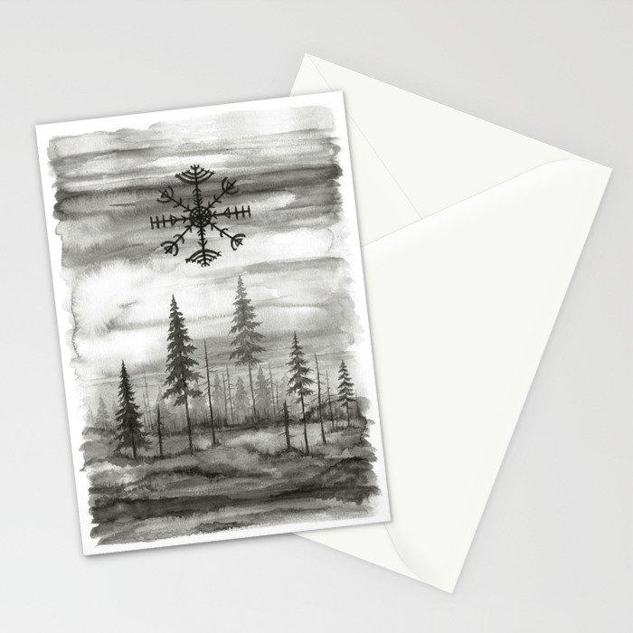 Veldismagn Stationery Cards
