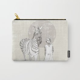 My Pet Zebra Carry-All Pouch