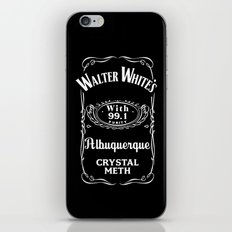 Walter White Pure Crystal Meth. iPhone & iPod Skin