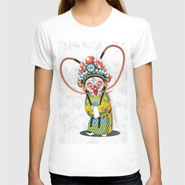 Beijing Opera Character   Monkey King T-shirt