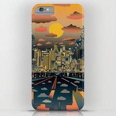 los angeles city skyline iPhone 6s Plus Slim Case