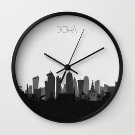 City Skylines: Doha Wall Clock