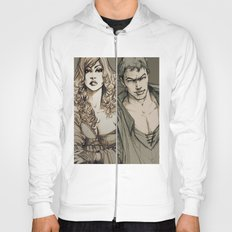 Lancelot and Guinevere Hoody