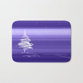 IN.MO - XMAS - SKY Bath Mat