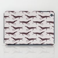 dogs iPad Cases featuring Dogs by Linette No