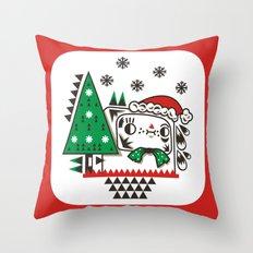 Dumi Throw Pillow
